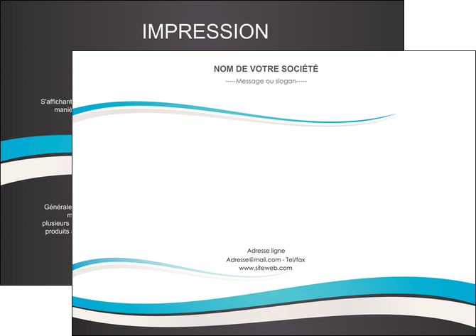 impression affiche standard design abstrait MLGI45703