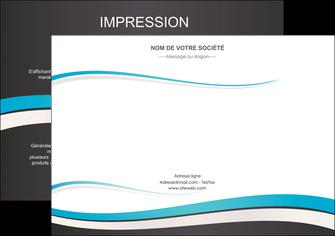impression affiche standard design abstrait MIF45703