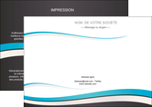 impression flyers standard design abstrait MLGI45705