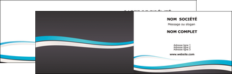 imprimerie carte de visite standard design abstrait MLGI45717