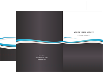 personnaliser modele de pochette a rabat standard design abstrait MIS45721