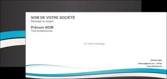 impression carte de correspondance standard design abstrait MIF45729