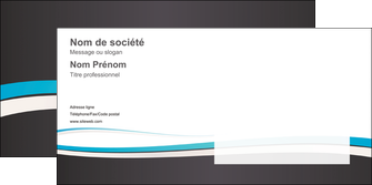 imprimerie enveloppe standard design abstrait MIF45735