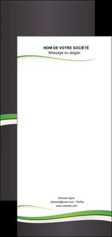 imprimer flyers standard design abstrait MIF45743