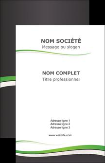 modele en ligne carte de visite standard design abstrait MLGI45765