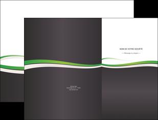 realiser pochette a rabat standard design abstrait MLGI45767