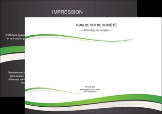 creer modele en ligne affiche standard design abstrait MIF45781