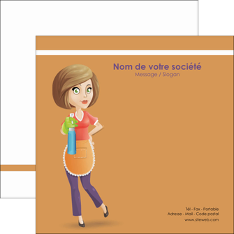 modele en ligne flyers menagere femme femme au foyer MLGI45787