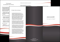 modele en ligne depliant 3 volets  6 pages  texture contexture structure MLGI45825