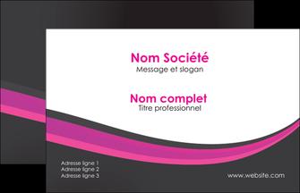 Modele Carte De Visite 85 X 55 Cm A Personnaliser