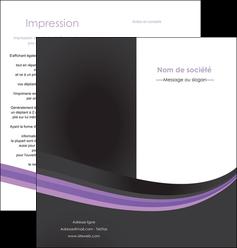 modele depliant 2 volets  4 pages  standard texture abstrait MLIG45995
