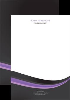 imprimer flyers standard texture abstrait MLIG46009