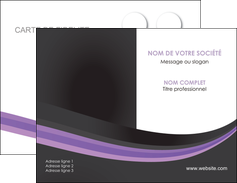 impression carte de visite standard texture abstrait MLIG46013
