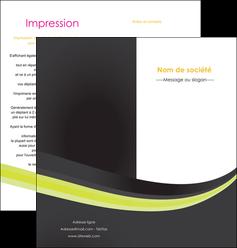 modele depliant 2 volets  4 pages  standard texture abstrait MIF46041