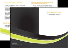 modele en ligne depliant 2 volets  4 pages  standard texture abstrait MIF46053