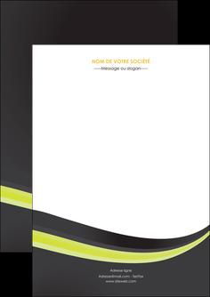 maquette en ligne a personnaliser flyers standard texture abstrait MIF46055