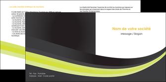 modele depliant 2 volets  4 pages  standard texture abstrait MIF46057