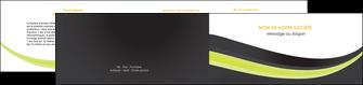 creer modele en ligne depliant 2 volets  4 pages  standard texture abstrait MIF46067