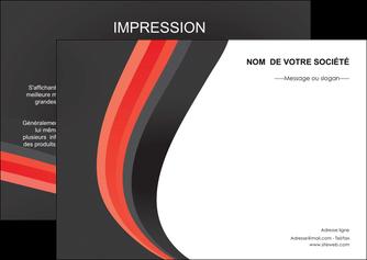 faire modele a imprimer flyers standard texture abstrait MLGI46177