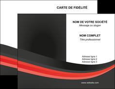 maquette en ligne a personnaliser carte de visite standard texture abstrait MLGI46187