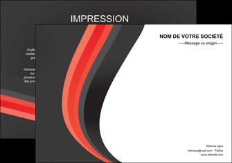 Impression flyers reveillon  papier à prix discount et format Flyer A4 - Paysage (29,7x21cm)