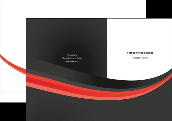 creer modele en ligne pochette a rabat standard texture abstrait MLGI46211