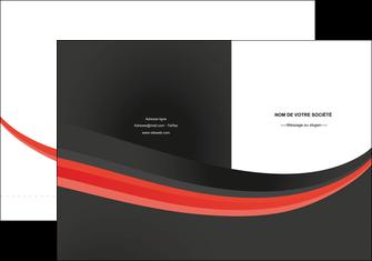 creer modele en ligne pochette a rabat standard texture abstrait MLIG46211
