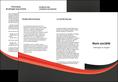 faire depliant 3 volets  6 pages  standard texture abstrait MLGI46213