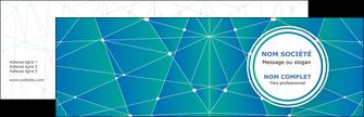 imprimer carte de visite texture contexture structure MLIG46347