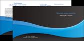 personnaliser maquette depliant 2 volets  4 pages  texture contexture structure MLGI46379