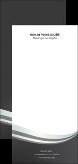 Impression devis impression prospectus  papier à prix discount et format Flyer DL - Portrait (21 x 10 cm)