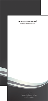 personnaliser modele de flyers standard texture abstrait MIF46467