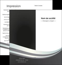 modele en ligne depliant 2 volets  4 pages  standard texture abstrait MIF46469