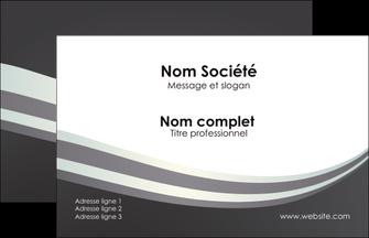 Commander Carte de visite papier de création  Carte commerciale de fidélité papier publicitaire et imprimerie Carte de Visite - Paysage