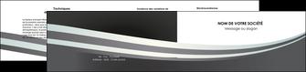 personnaliser maquette depliant 2 volets  4 pages  standard texture abstrait MIF46495