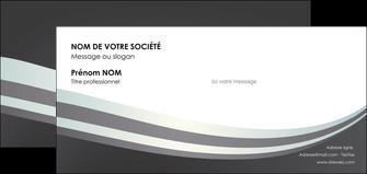 personnaliser modele de carte de correspondance standard texture abstrait MLIGCH46501