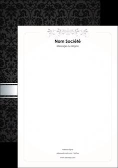 impression tete de lettre standard texture abstrait MIF46671