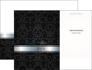 exemple pochette a rabat standard texture abstrait MIF46675