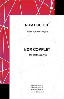 Impression Carte de visite avec logo entreprise ou société  Carte commerciale de fidélité carte-de-visite-logo-entreprise-societe Carte de visite - Portrait