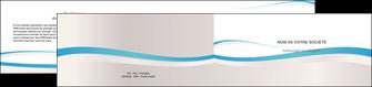 imprimerie depliant 2 volets  4 pages  standard texture contexture MLIG46821