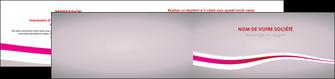 cree depliant 2 volets  4 pages  standard texture contexture MLGI46891
