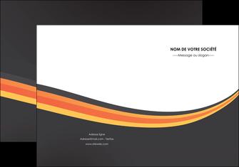 imprimerie pochette a rabat standard texture contexture MIF47003