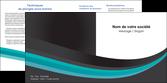 modele en ligne depliant 2 volets  4 pages  standard texture contexture MLGI47033