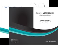 Impression carte de visite pellicule r v  Carte commerciale de fidélité carte-de-visite-pellicule-r-v Carte de visite Double - Portrait