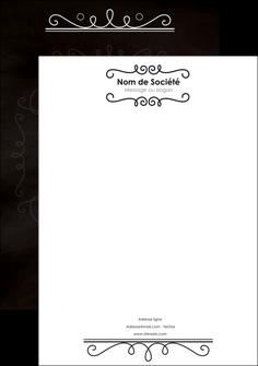 personnaliser modele de tete de lettre texture contexture structure MLGI47079