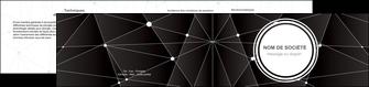 modele en ligne depliant 2 volets  4 pages  standard texture contexture MLIG47147