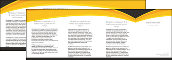 creer modele en ligne depliant 4 volets  8 pages  standard texture contexture MLIG47267