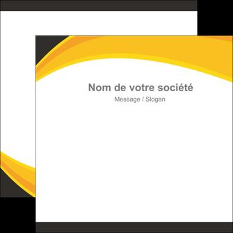 Impression Feuille volante / Prospectus  devis d'imprimeur publicitaire professionnel Flyers Carré 12 x 12 cm