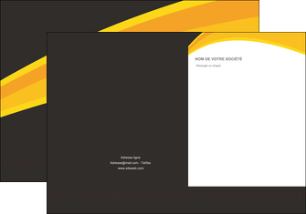 impression pochette a rabat standard texture contexture MIF47299