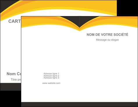 personnaliser modele de carte de visite standard texture contexture MLGI47303